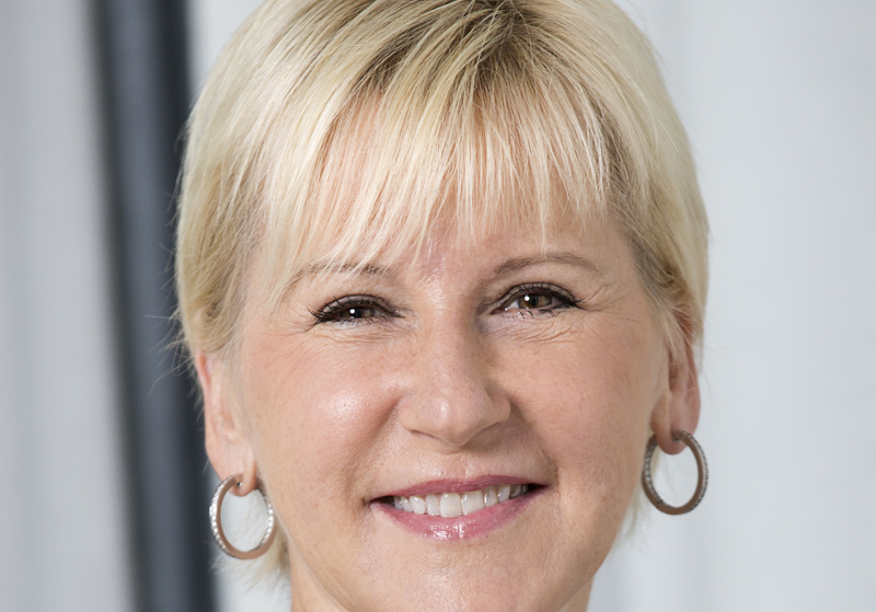 Margot Wallstršm